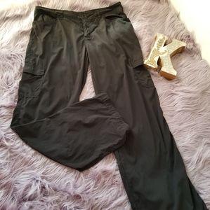 PATAGONIA Black Utility Convertible Pants 14 -I02